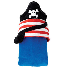 Load image into Gallery viewer, Pirate Hooded Towel