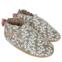 Load image into Gallery viewer, Berry Beautiful Soft Sole Shoes