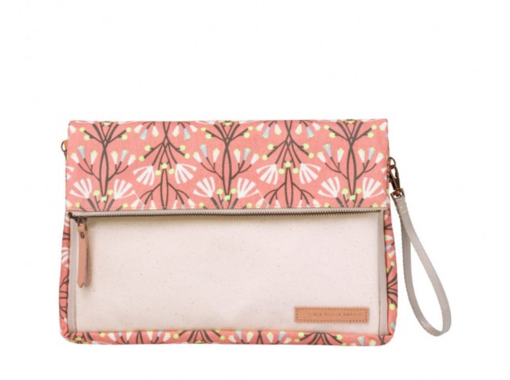 Birch & Blissful Crosseover Clutch