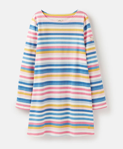 Riviera Multi Stripe Dress
