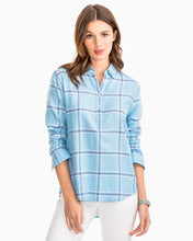 Load image into Gallery viewer, Seacrest Plaid Hadley Popover