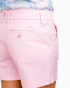Misty Pink Caroline Short 5in
