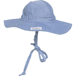 Chambray UPF50+ Floppy Hat