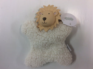 Lion Plush Teether