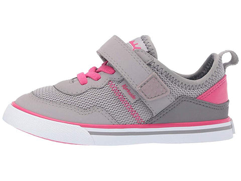 Camden Light Grey Girls H2O Shoes