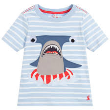 Archie Blue Stripe Shark
