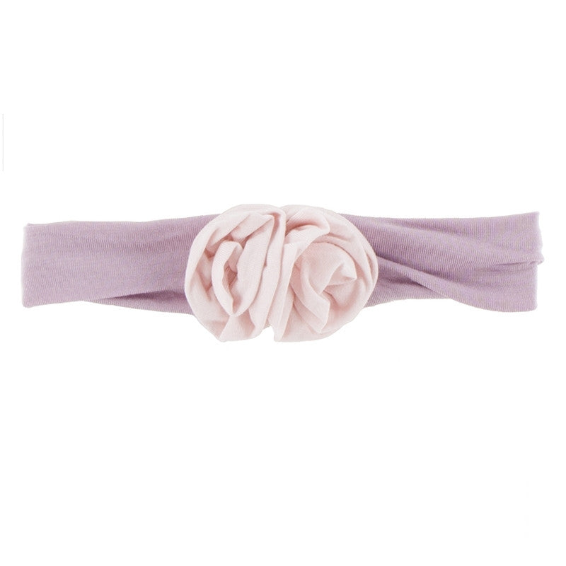 Sweet Pea with Macaroon Flower Headband