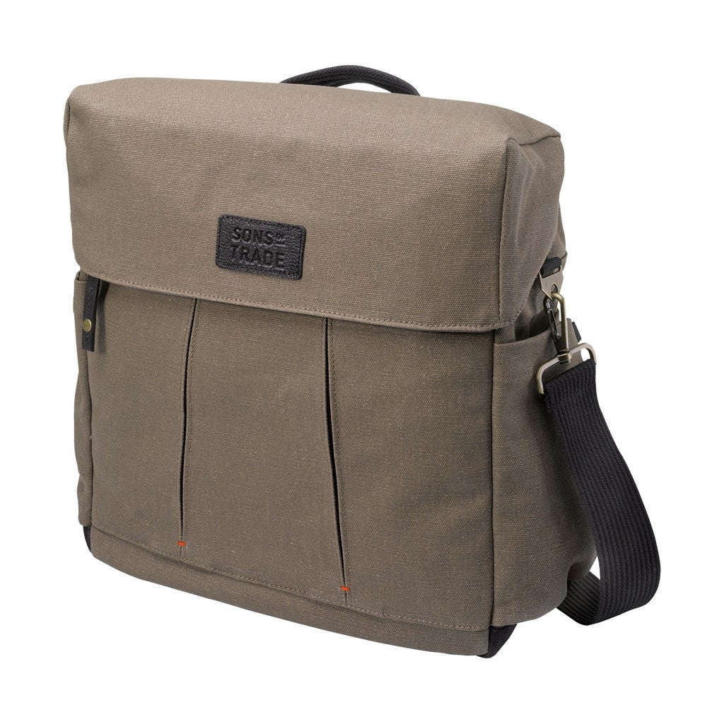 Nomad Knapsack w/Changing Kit Canvas