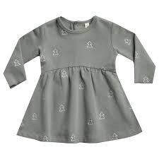 Eucalyptus Organic Fleece Dress