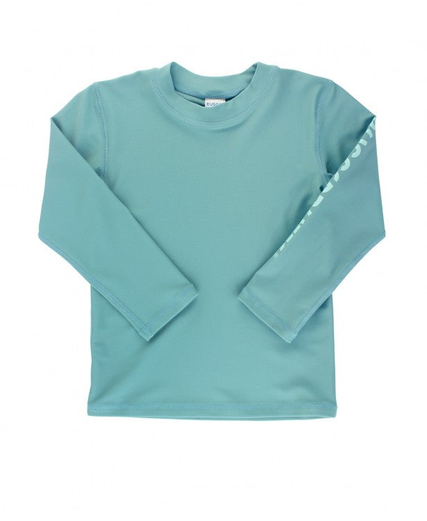 Marine Blue Long Sleeve Rash Guard
