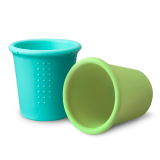 Cup Sea & Lime 2PK 8OZ Set