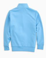 Ocean Channel Breakwater Perf Quarter Zip Pullover