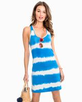 Load image into Gallery viewer, Reagan Shibori Stripe Dress