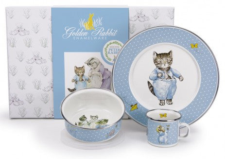 Tom Kitten Child Set
