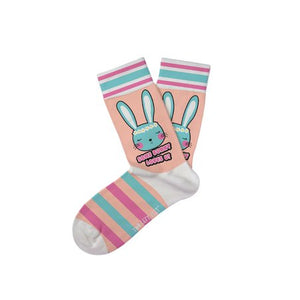 Some Bunny Loves Us Socks