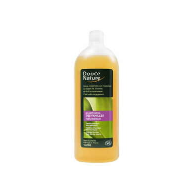 Shampooing Famille Bouleau Douce Nature