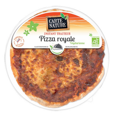 Pizza Royale Carte Nature