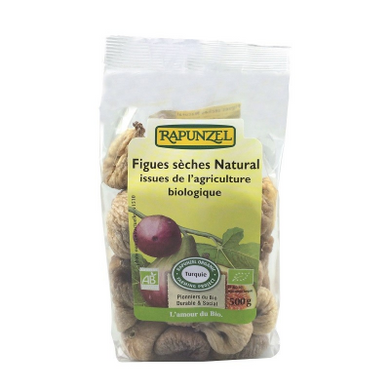 Figues Natural 500G Rapunzel