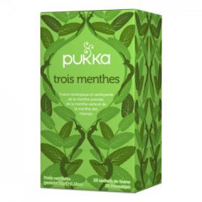 Infusion Trois Menthe Pukka