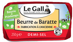 Beurre demi-sel (250g) | Le Gall