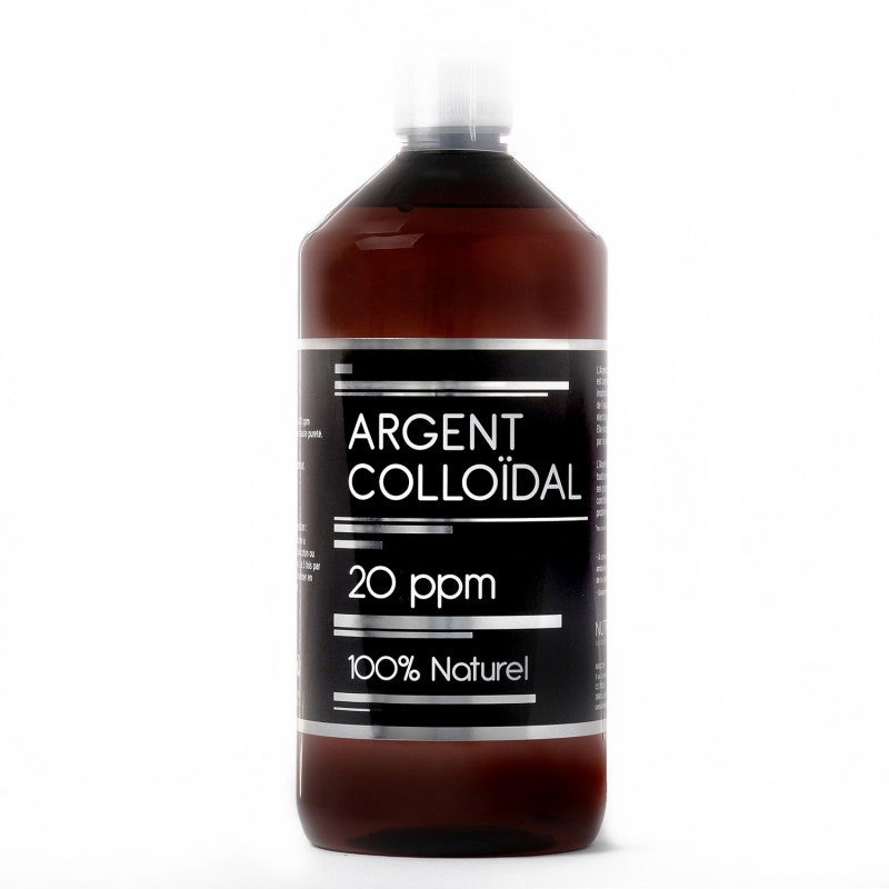 Argent Colloïdal (1L) | Nutrivie
