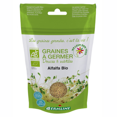 Graines Germer Alfalfa
