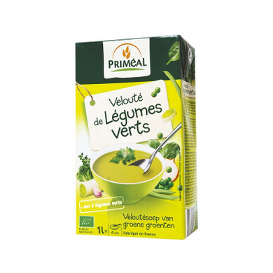 Veloute Legumes Verts Primeal