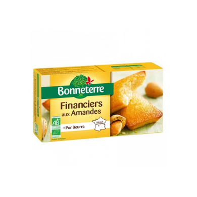 Financier Amandes Bonneterre