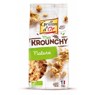Krounchy Nature Kg Grillon D Or