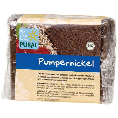 Pain Pumpernickel Pural