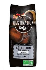 Café selection 500gr destination