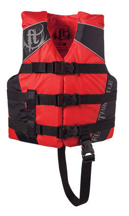 Full Throttle Child Nylon Life Jacket-Vest