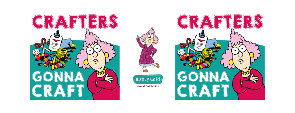Aunty Acid Crafters Gonna Craft