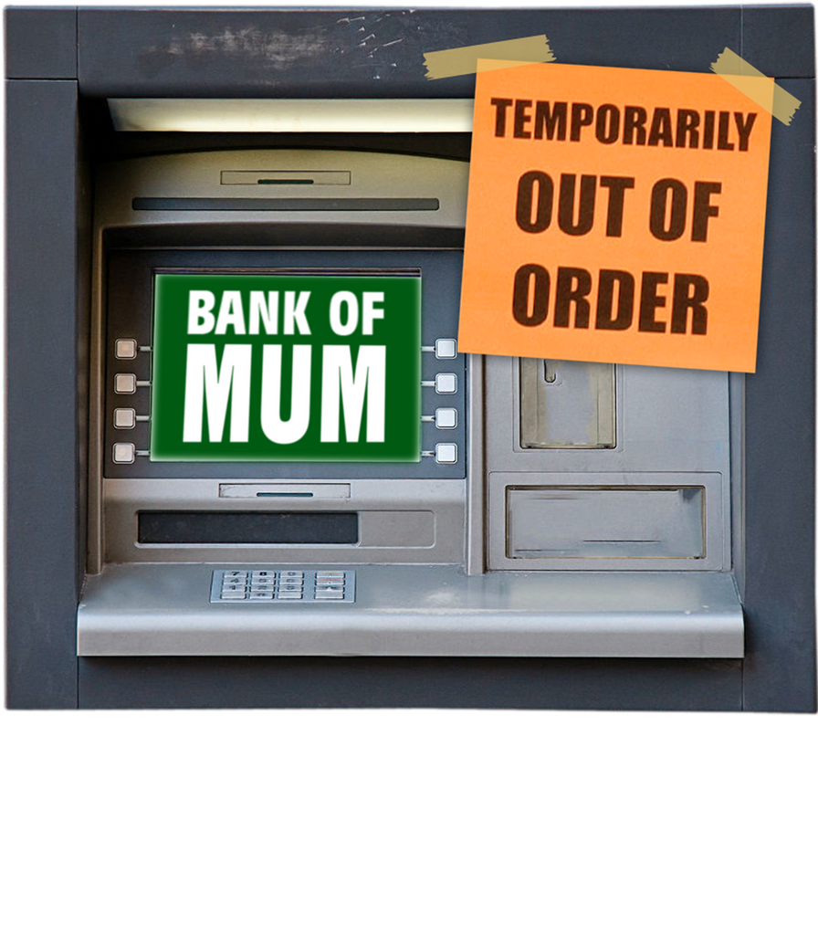 Aunty Acid Bank of Mum