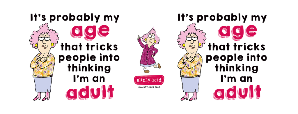 Aunty Acid Adult