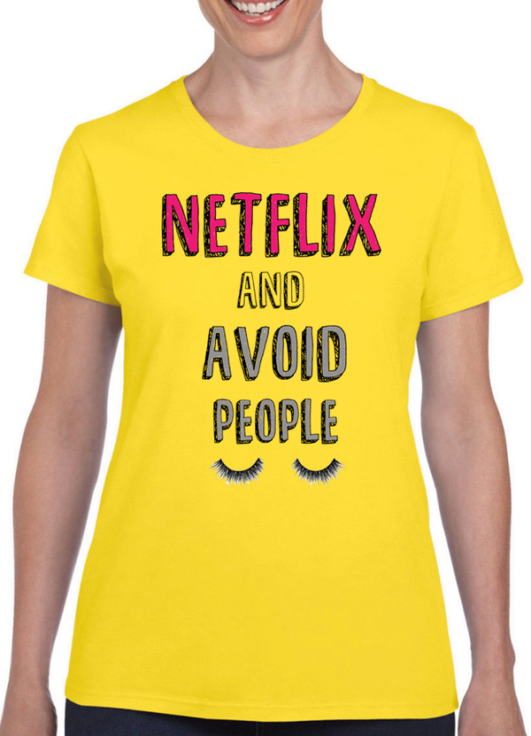 Queens Of Sass Netflix T-Shirt