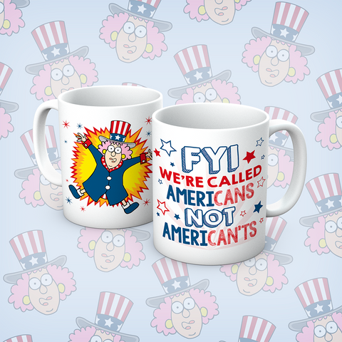 Aunty Acid FYI Mug - The Official Aunty Acid Store