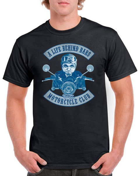 Grumpy Old Gits Motorcycle Club T-Shirt - The Official Aunty Acid Store
