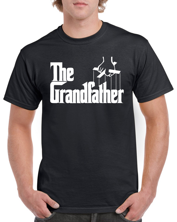 Grumpy Old Gits Grandfather T-Shirt - The Official Aunty Acid Store