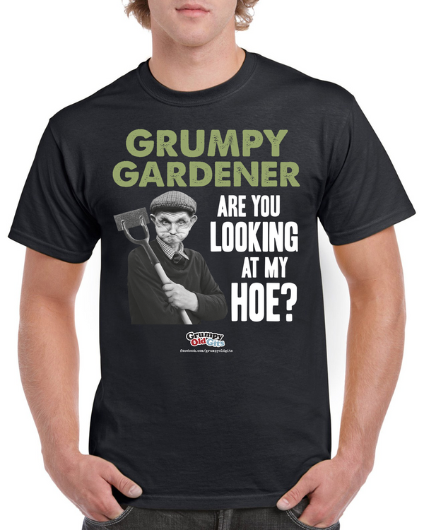 Grumpy Old Gits Gardener T-Shirt - The Official Aunty Acid Store