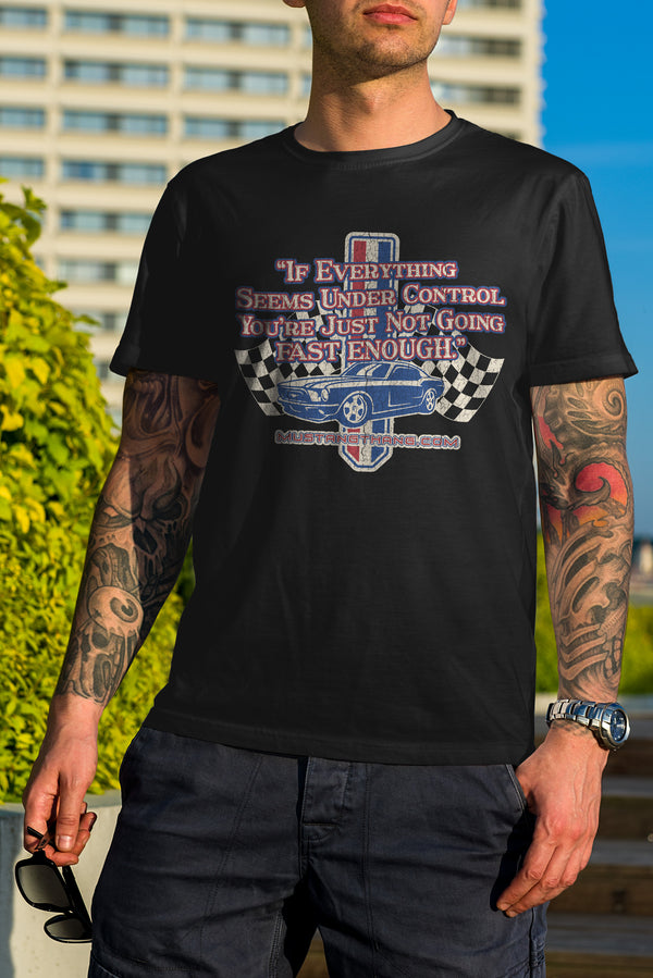 Mustang Thang Not Going Fast T-Shirt