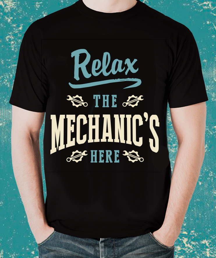 Unique MECHANIC gift  T-Shirt