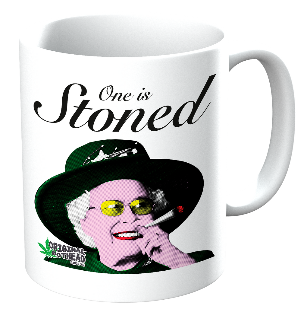 Potheads Queen Mug - The Official Aunty Acid Store