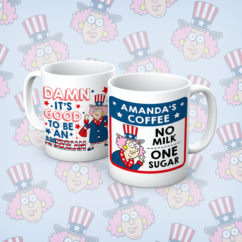 Queens Of Sass What Ever Mug - The Official Aunty Acid Store