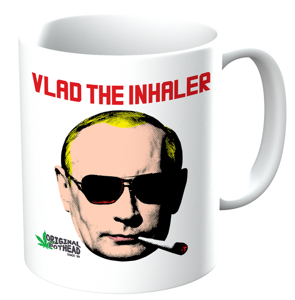 Potheads Vlad The Inhaler Mug