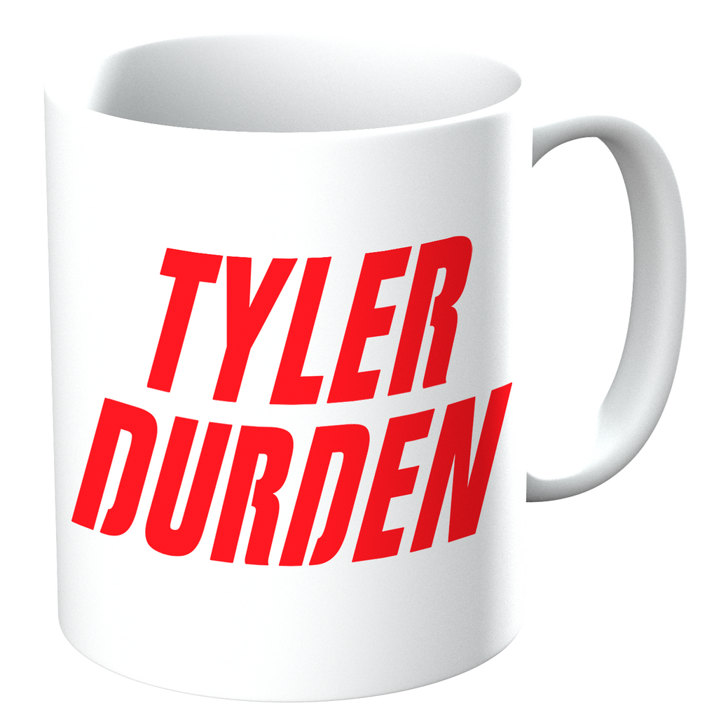 Potheads Tyler Durden Mug - The Official Aunty Acid Store