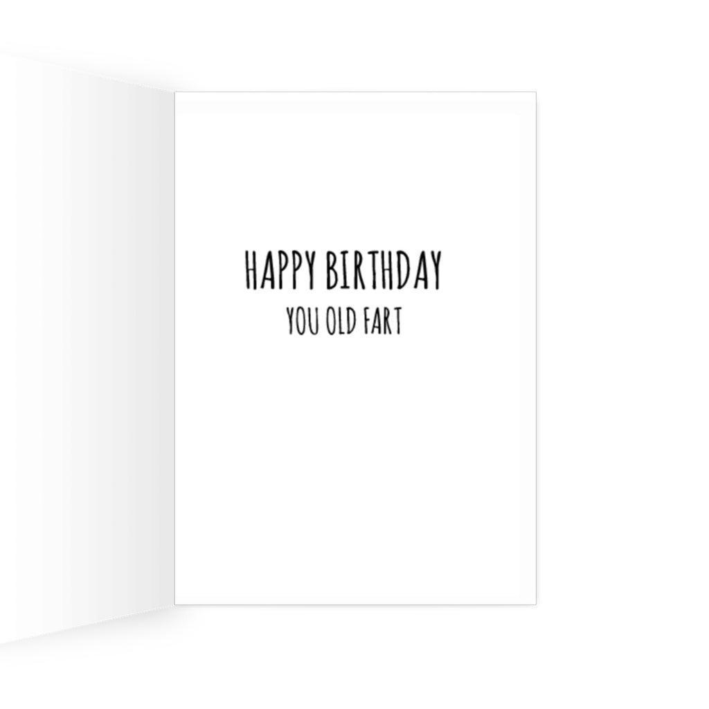 Piss Yourself Greeting Card