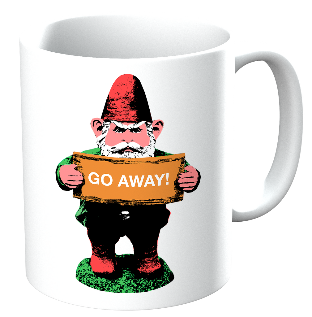 Potheads  Go Away Mug - The Official Aunty Acid Store