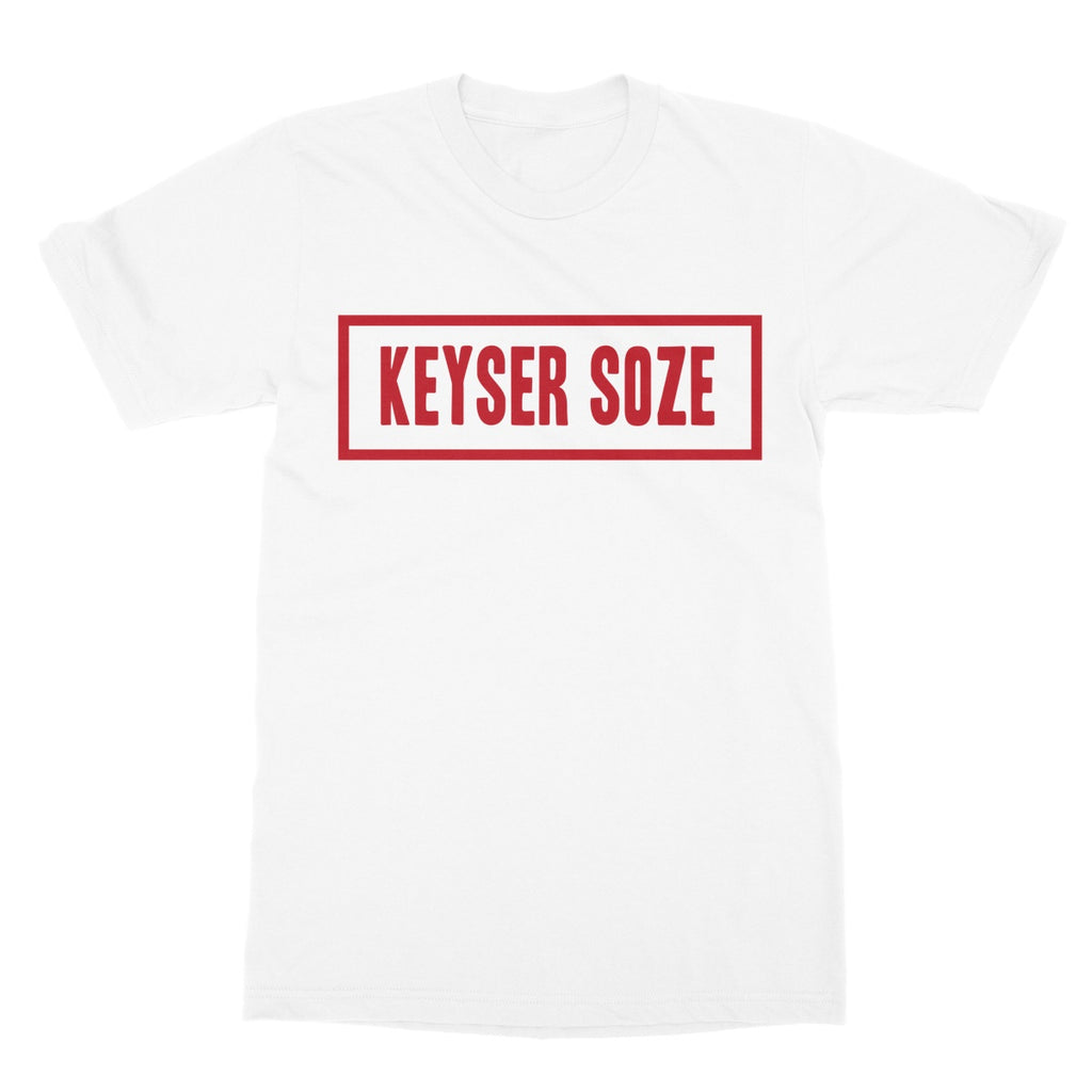 Potheads Keyser Soze T-Shirt - The Official Aunty Acid Store