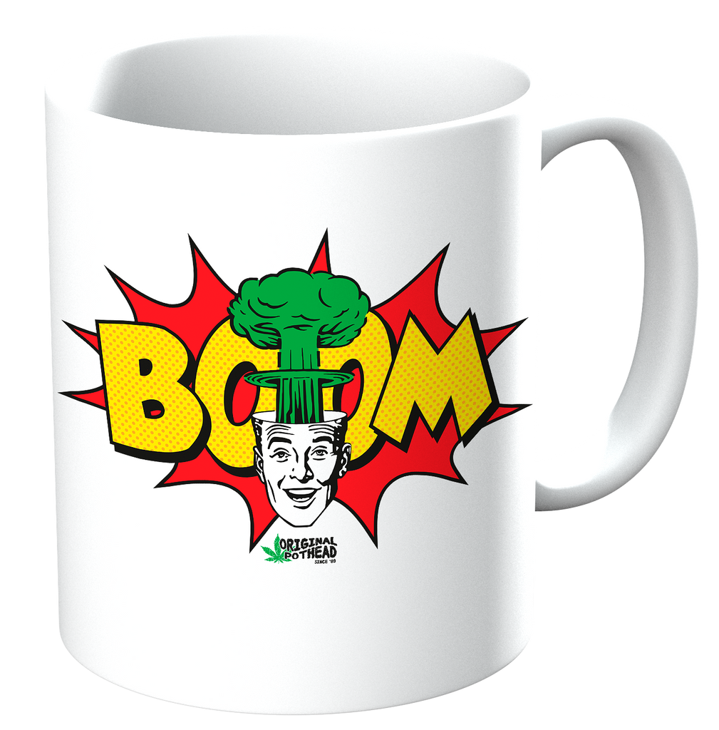 Potheads Boom Mug - The Official Aunty Acid Store